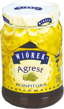 Wiórek konfitura Agrest
